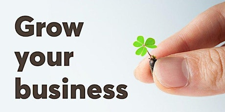 Ways to Grow Your Business Fast - Online Webinar tickets