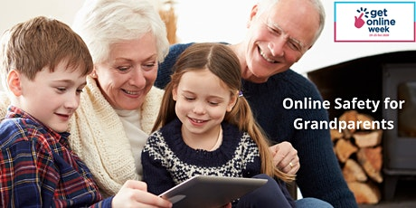 Keeping Grandchildren Safe Online - for Grandparents and Carers tickets