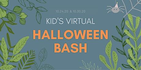 Kid's Virtual Halloween Bash