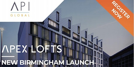 *Birmingham Property Launch - Additional Stamp duty incentive* tickets