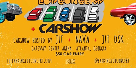 FGA/PLC Car Show tickets