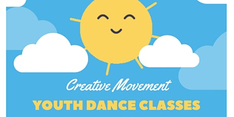 YOUTH Creative Movement tickets