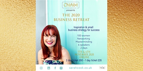 The 2020 Business Retreat tickets