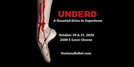 UNDEAD. A Haunted Drive-In Experience. tickets