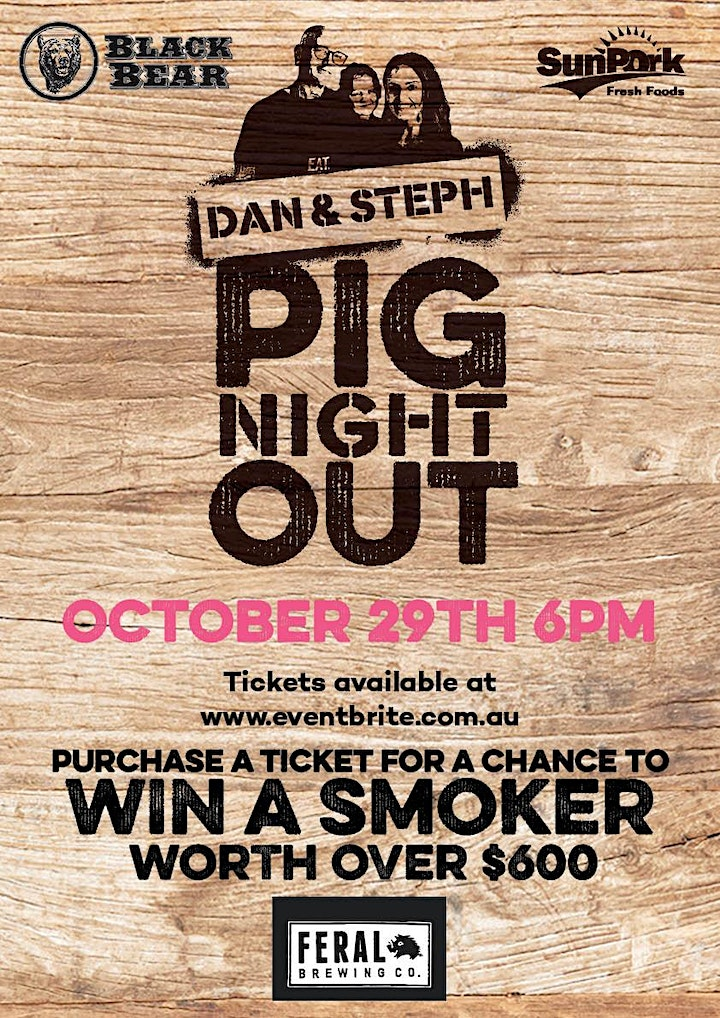 PIG NIGHT OUT image