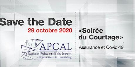 APCAL - Soirée du Courtage 2020 tickets