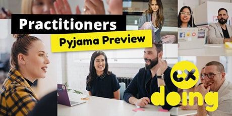 CXdoing Practitioners Pyjama Preview Tickets