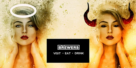 Saints And Sinners Halloween Party At The Brewers Merivale
