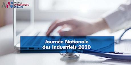 Journée Nationale des Industriels de la e-santé billets