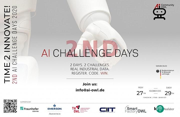2nd AI Challenge Days image
