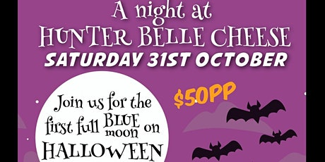 Halloween @ Hunter Belle tickets