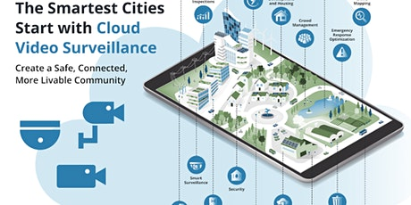 Smart Cities Webinar: Turning Strategic Vision Into Reality tickets