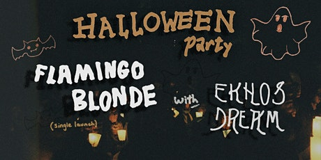 Flamingo Blonde's Halloween Party - Early Session tickets