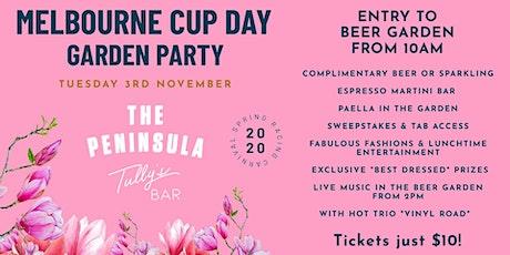 MELBOURNE CUP GARDEN PARTY tickets