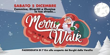 Merry Walk biglietti