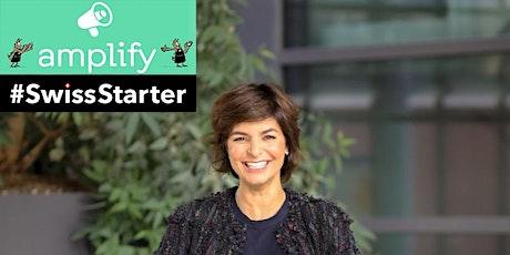 """""""L'entrepreneuriat au féminin et sans détour """" SWISS STARTER 2020 billets"""