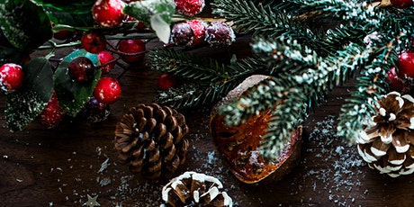 Christmas Wreath Making with Natural Ingredients and Botanicals tickets