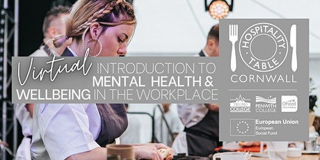 Virtual Introduction to Mental Health & Wellbeing in the Workplace tickets