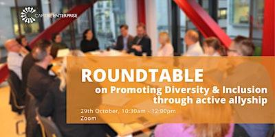 Capital Enterprise Roundtable event on the Black Lives Matter Movement