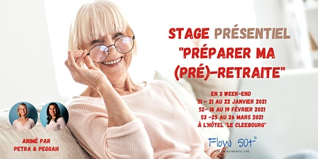 Préparer ma (pré)-retraite - Eclipse - Stage Présentiel billets