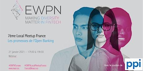 Webinar EWPN & PPI France - Les promesses de l'Open Banking billets