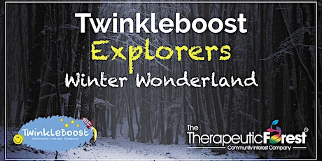 Twinkleboost Explorers Winter Wonderland: North Manchester Family (Sibling) tickets