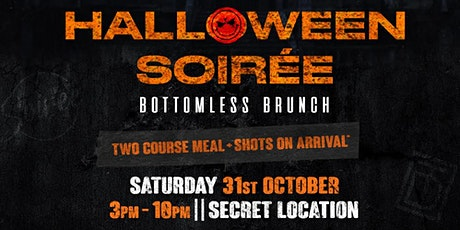 The Last Soiree Bottomless Brunch tickets