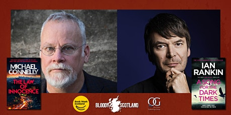 Bloody Scotland presents Michael Connelly and Ian Rankin tickets