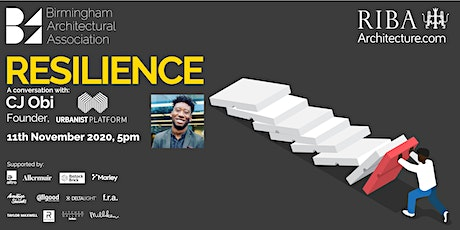 Resilience with Urbanist Platform tickets