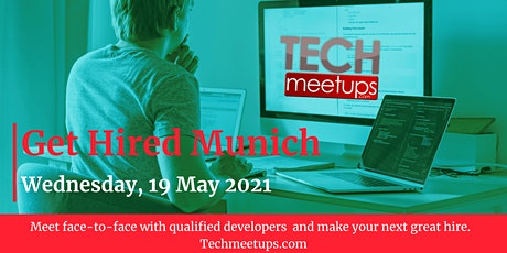 Get Hired Munich Tickets