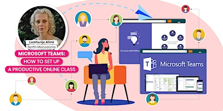 Microsoft Teams: How to Set Up a Productive Online Class tickets