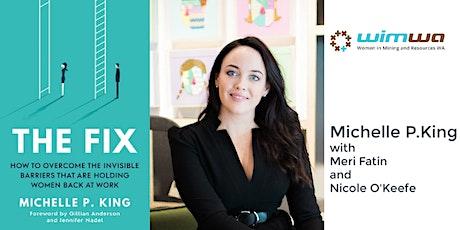 WIMWA  Present Michelle P.King Author of The Fix  - Live from London tickets