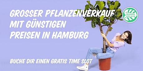 Großer Pflanzenverkauf - Hamburg tickets