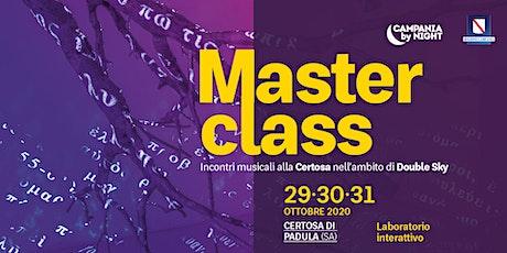 Masterclass N. 3 -  Double Sky biglietti