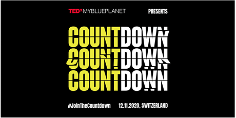 TEDx MYBLUEPLANET Countdown Event tickets