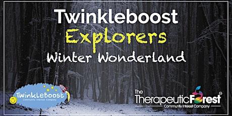 Twinkleboost Explorers Winter Wonderland: Wythenshawe tickets