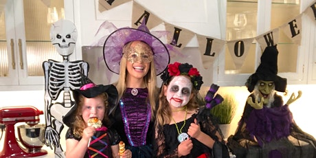 Halloween Live Family Cook A Long with Aisling Larkin tickets