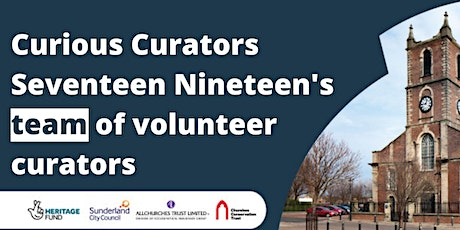 Curious Curators- Sunderland's poets tickets