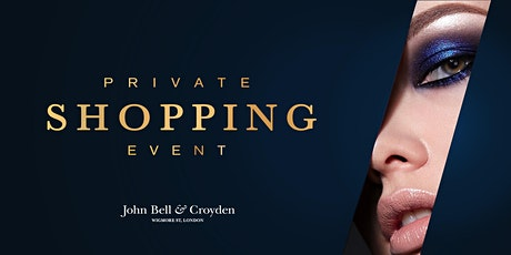 Private Shopping Event tickets