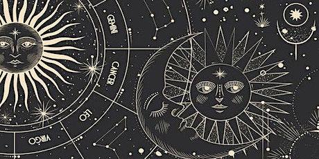 Himmlisch Gut: Astrologie-Kurs zu den 12 Urprinzipien (All Levels) tickets