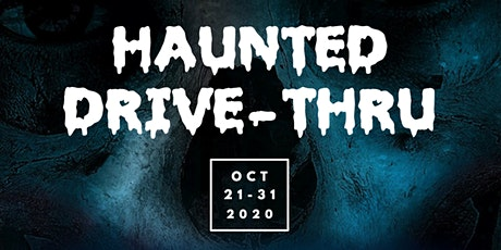 Haunted Drive-Thru Experience at Square One tickets