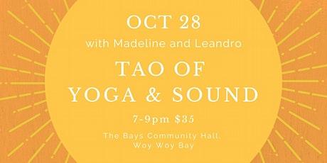 Tao of Yoga & Sound tickets