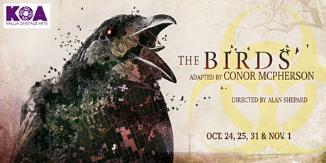 THE BIRDS: an adaptation by Conor McPherson tickets