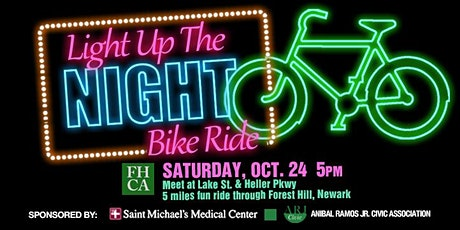 Light Up the Night Bike Ride Through Forest Hill tickets