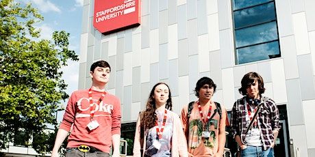 Staffordshire University Campus Tour - 4th November tickets