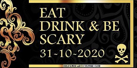 Halloween dinner biglietti