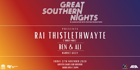 Great Southern Nights Land of 1000 Gigs  Griffith   FREE TICKETED EVENT tickets
