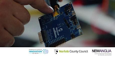 Norfolk Innovation Network - Technology session tickets