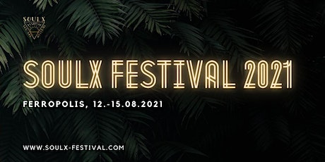SoulX Festival 2021 Tickets