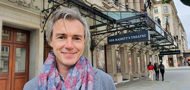 Curtain Up! The Story of Theatreland - A London Walks Virtual Tour image